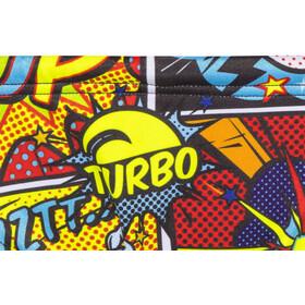 Turbo Boom Slip del bikini Mujer, red
